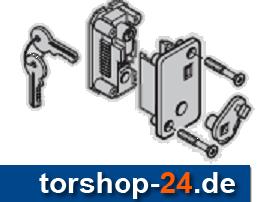 Hörmann Schloss PZ TS 42,5 mm incl. Zylinder