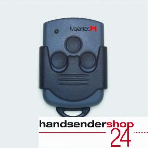 ein Marantec Handsender mit Halterung