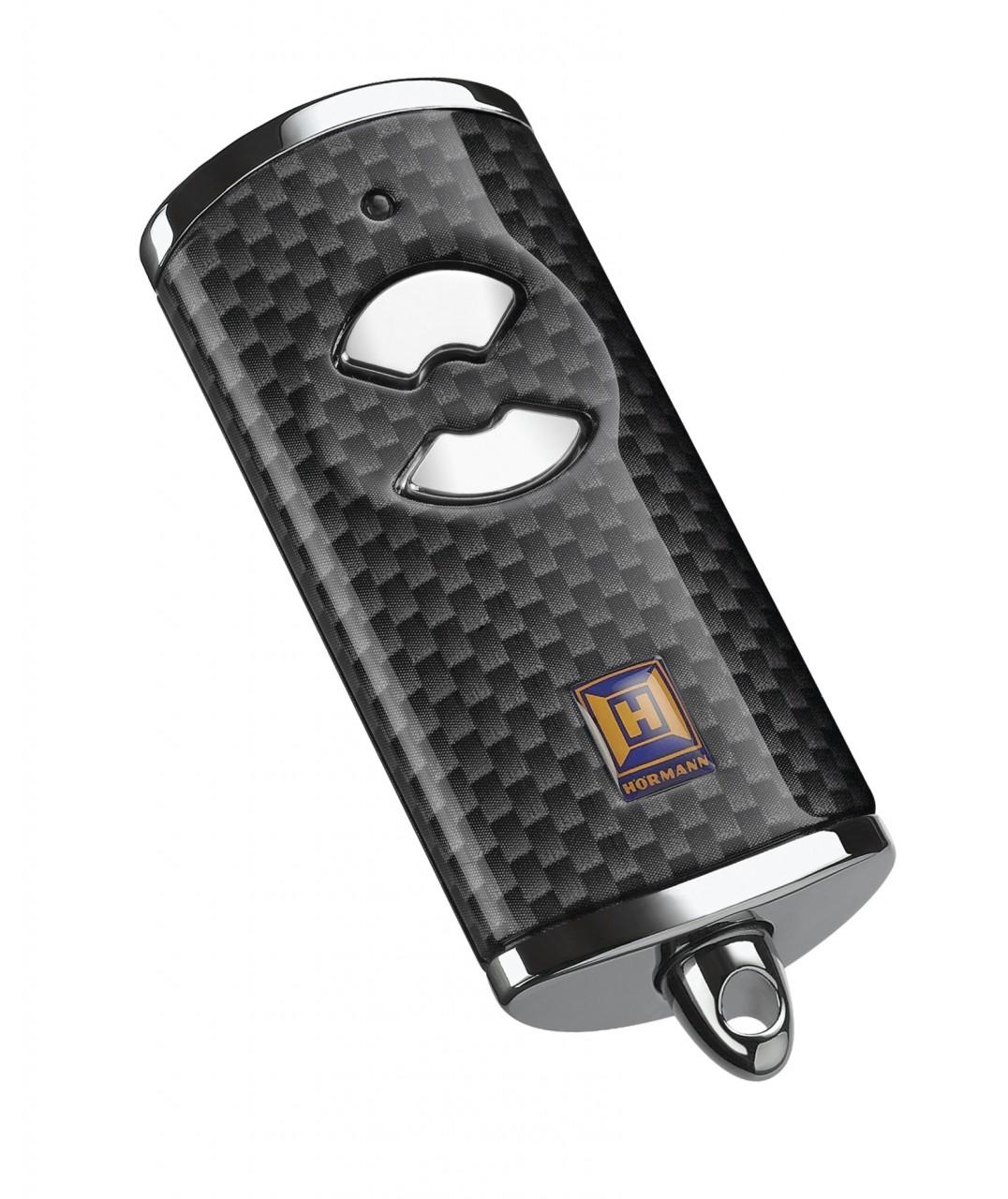 Hörmann Handsender HSE 2 868 MHz BiSecur Carbon