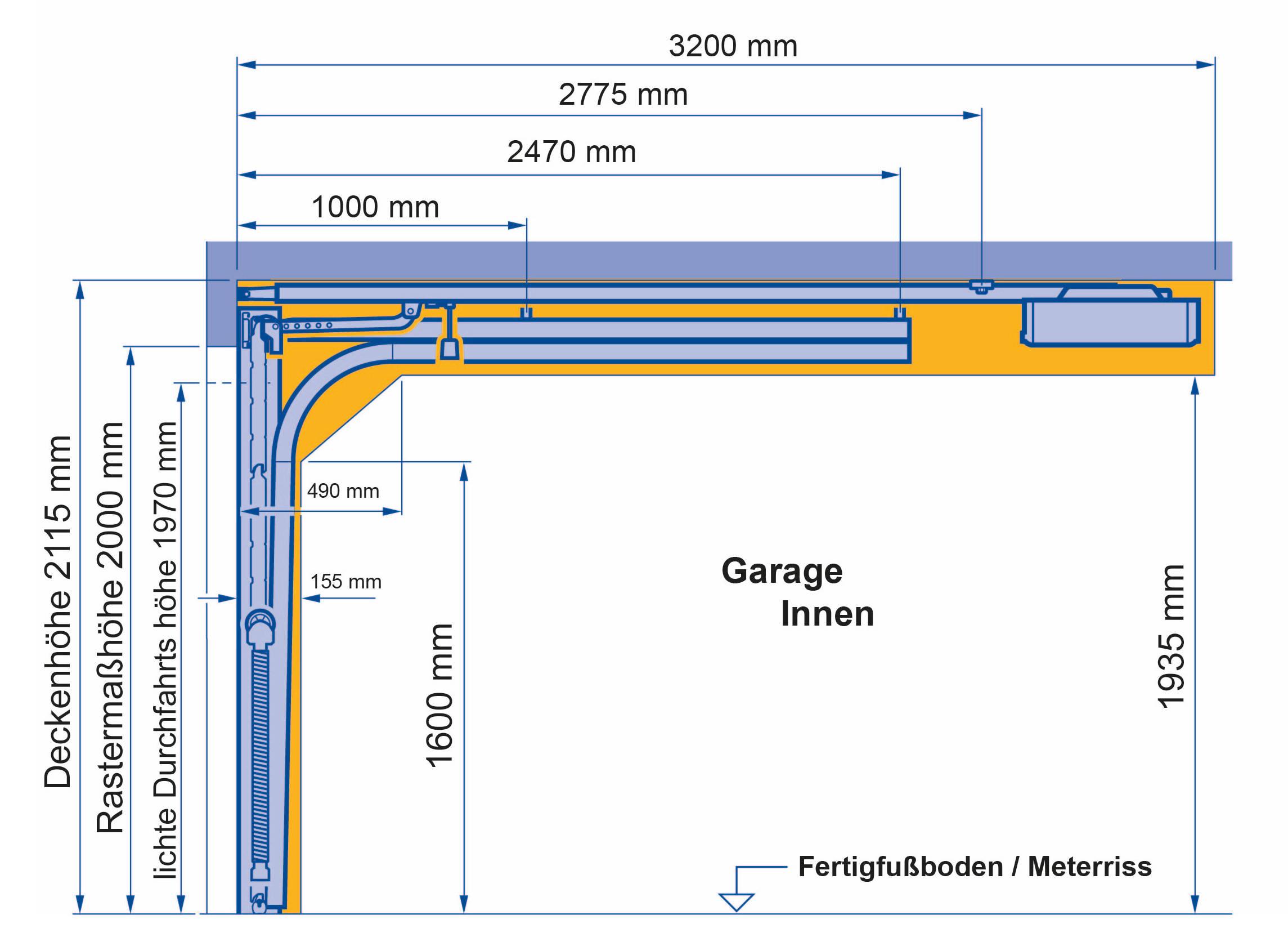 2000-mm-hoehe-Z-Beschlag-Hoermann-Tor