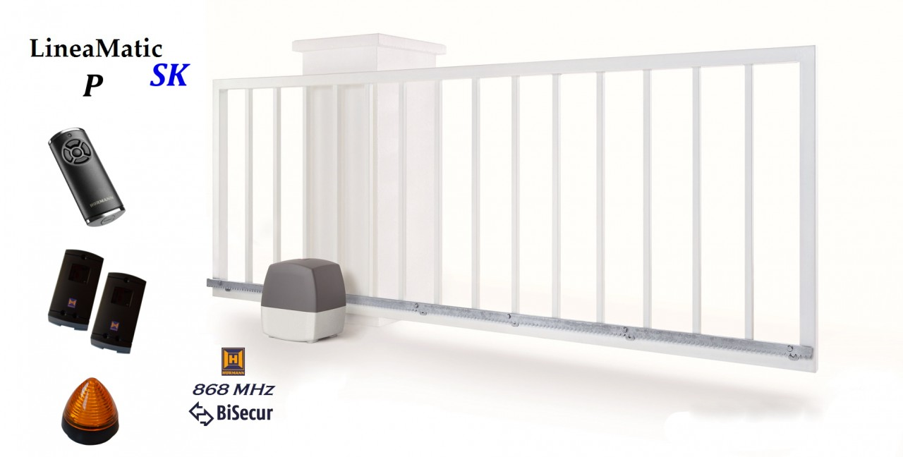Hörmann LineaMatic P SK Schiebetorantrieb Serie 3 BiSecur