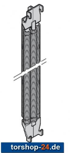 Hörmann Federpaket 4-fach Kennzeichnungs-Nr. 015
