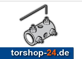 Hörmann Set: Kupplung für Verschlussstange