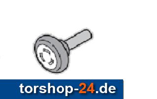 Hörmann Laufrolle 50 mm Achse