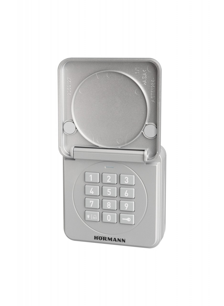 Hörmann Wireless Code Keypad FCT 10-1 BS 868 MHz BiSecur