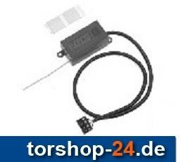 Hörmann 2-Kanal-Empfänger HE 2 mit 7m Anschlussleitung