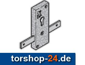 Hörmann Schloss PZ, TS 42 mm