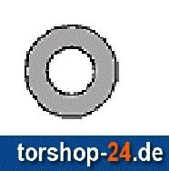 Hörmann Scheibe 14,5 x 1,5 mm