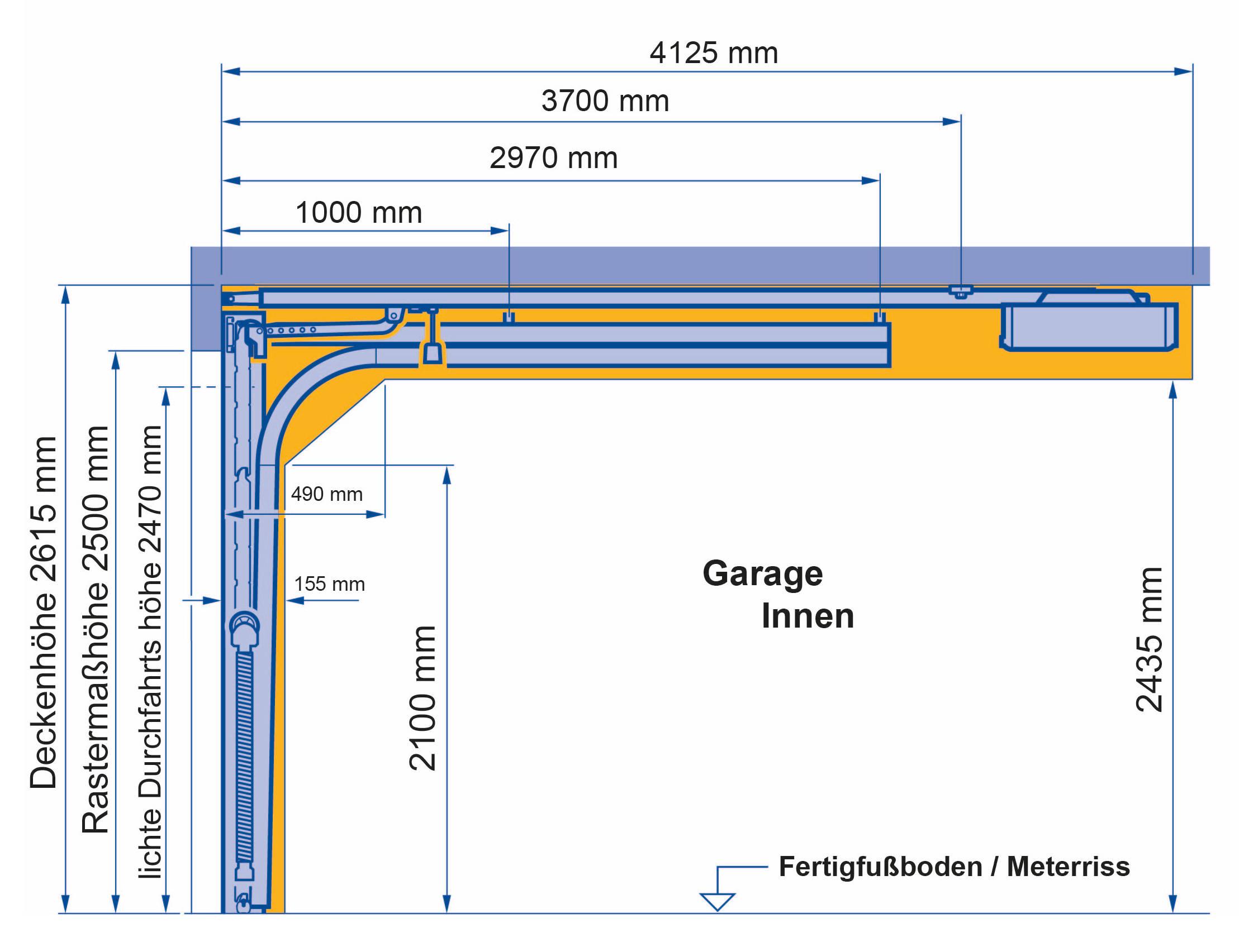 2500-mm-hoehe-Z-Beschlag-Hoermann-Tor