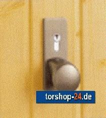 Hörmann Torgriffgarnitur Braun