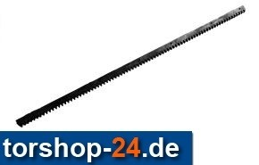 Hörmann Stahl-Zahnstange für Schiebetorantrieb - 8 mm Tiefe