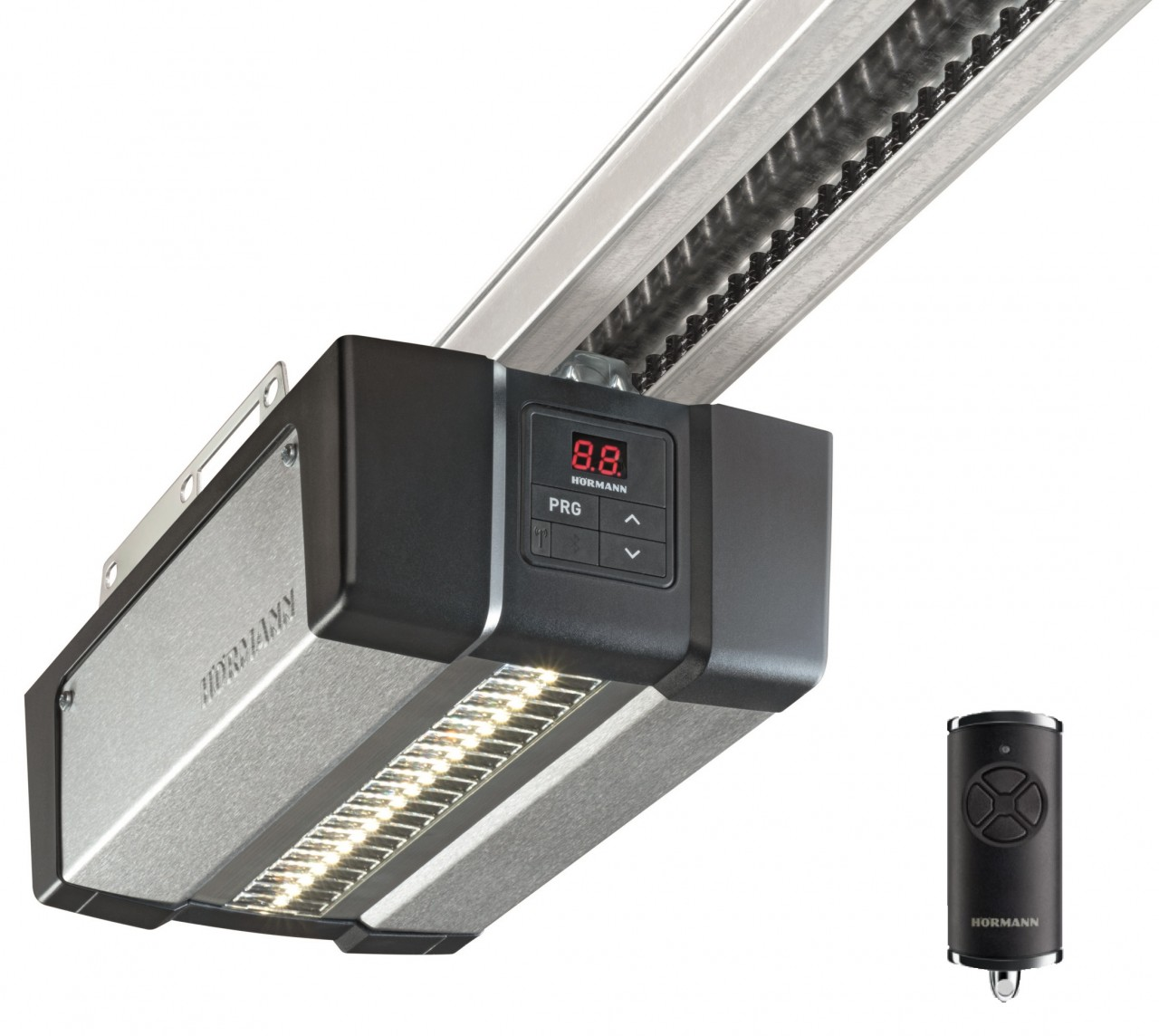 Hörmann Garage Door Opener SupraMatic E 4 with K-Rails