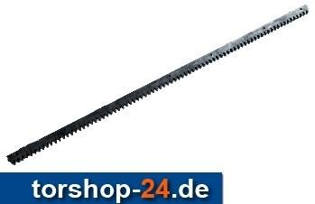 Hörmann Stahl-Zahnstange für Schiebetorantrieb - 12 mm Tiefe