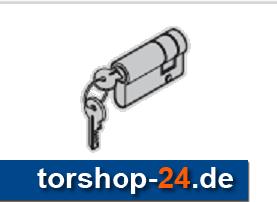 Hörmann Profil-Halbzylinder 30,5 x 10 mm