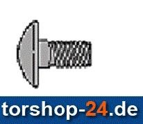 Hörmann Flachrundschraube M 6 x 12 mm