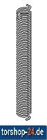 Torsionsfeder L 705 (ersetzt L 25)