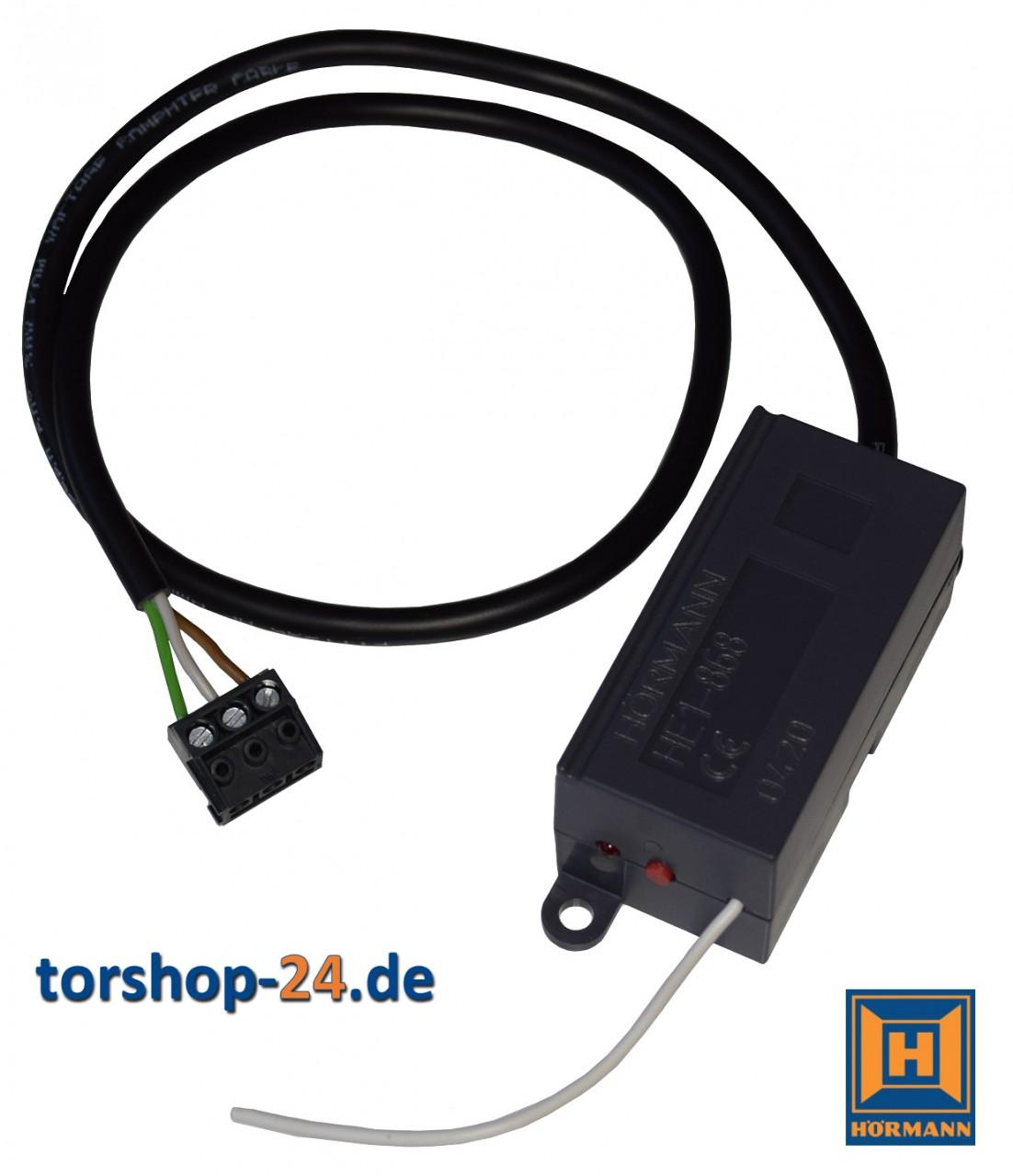 Hörmann 1-Kanal-Empfänger HE 1