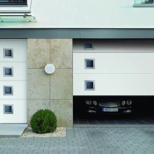 Hörmann Sektionaltor in einer anderen Variante und mit einem anderen Haus