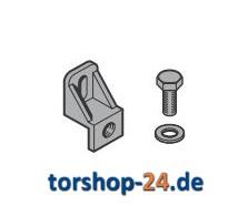 Hörmann Befestigungswinkel für Stahl-Zahnstange für Schiebetorantriebe