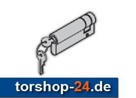 Hörmann Profil-Halbzylinder 70,5 x 10 mm