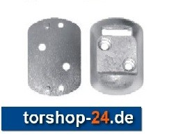 Hormann Stop Plate for Swing Gate Openers