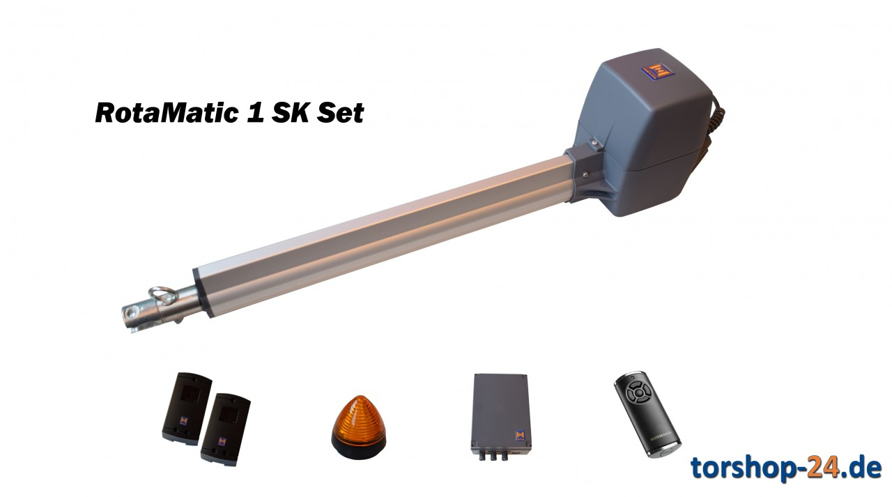 Hörmann Drehtorantrieb RotaMatic 1 SK BiSecur Serie 3